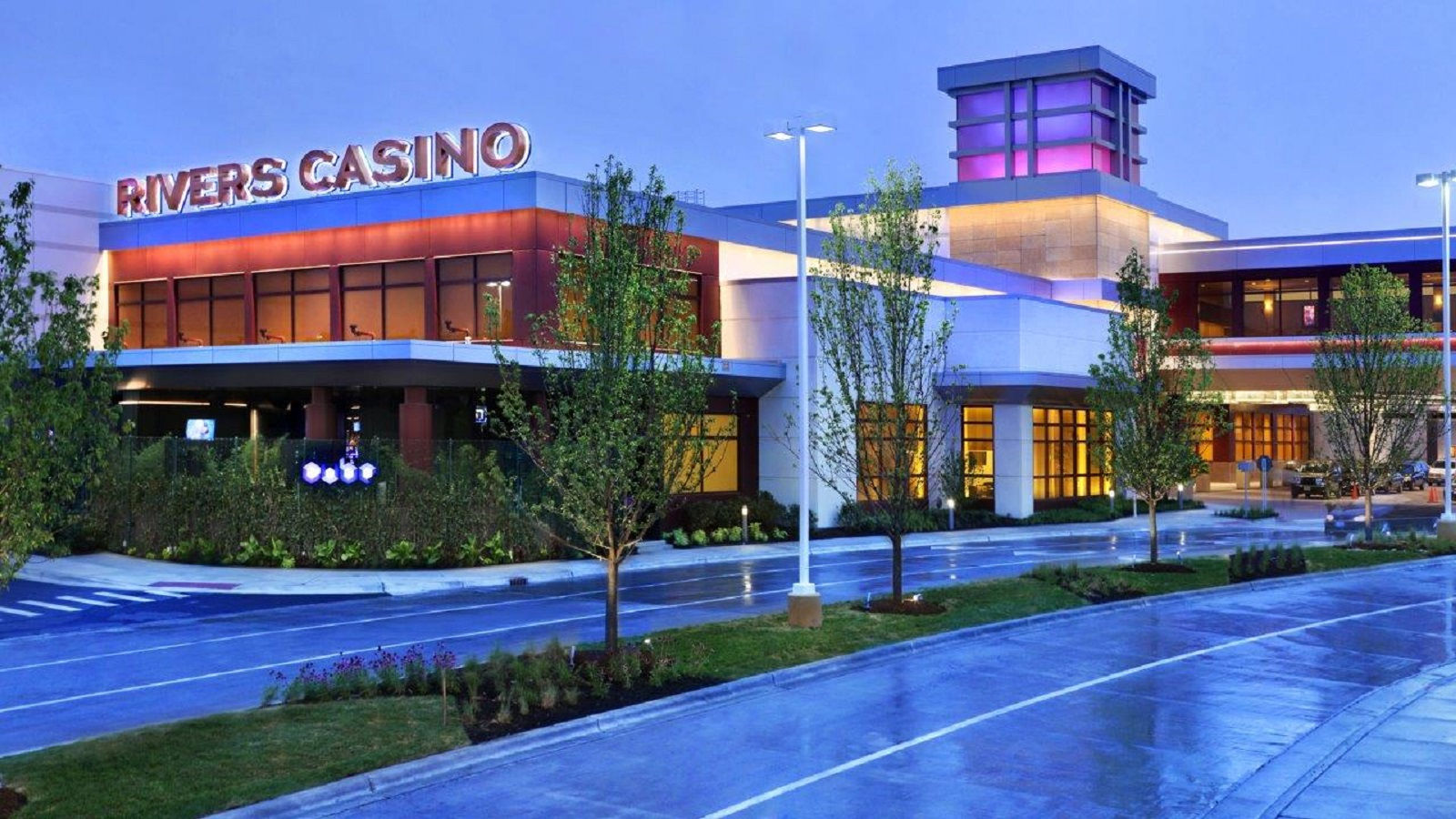 Chicago Suburbs Rivers Casino