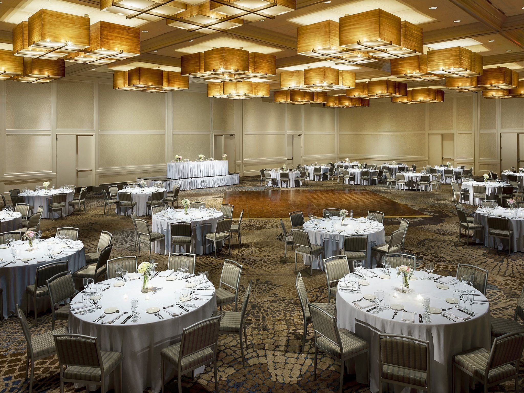 Indoor Family Reunion Event Spaces